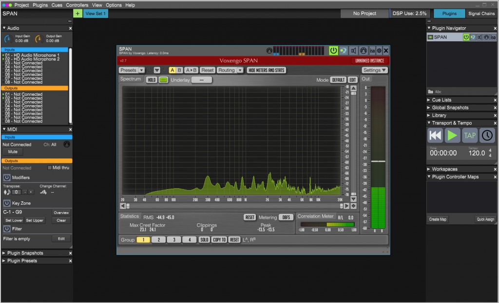 LiveProfessor screenshot